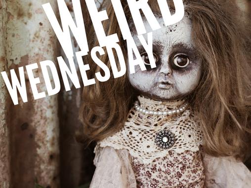 Robert the Creepy Doll