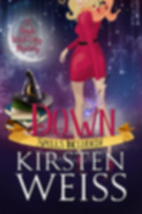 Down, a witch mystery in the Witches of Doyle series of paranormal mystery books