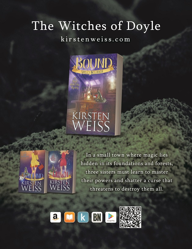 The Doyle Witch Cozy Mysteries