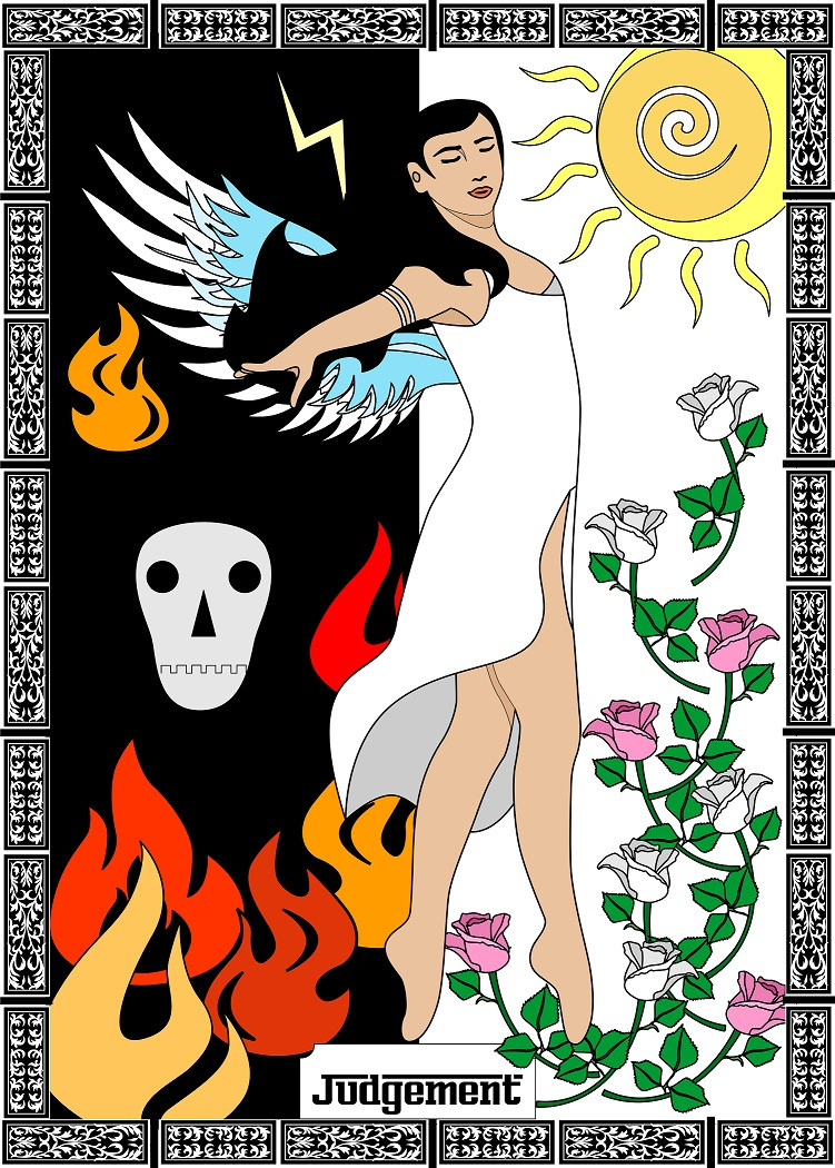 Tarot card - Judgement