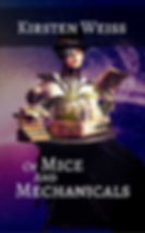 Of Mice and Mechanicals, a steampunk mystery novel in the Sensibility Grey series