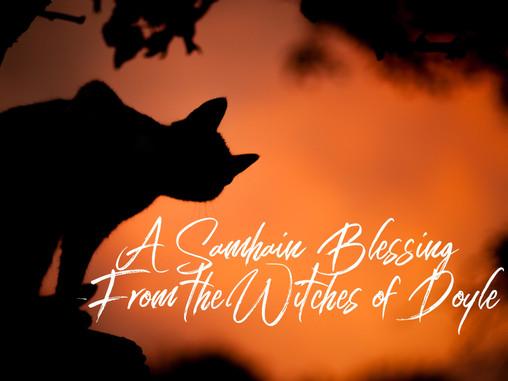A Samhain Blessing