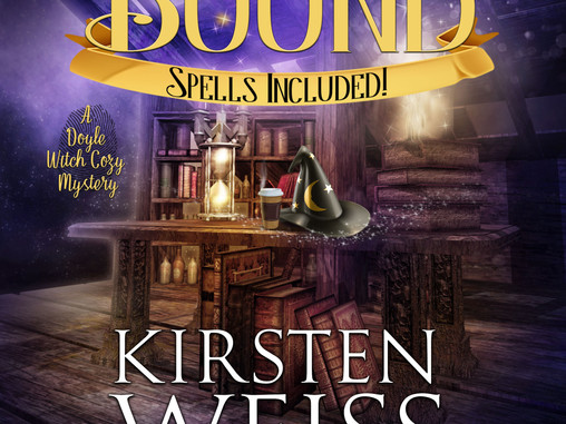 Bound is Now an Audio Book!