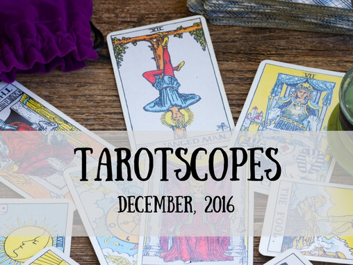 December Tarotscopes!