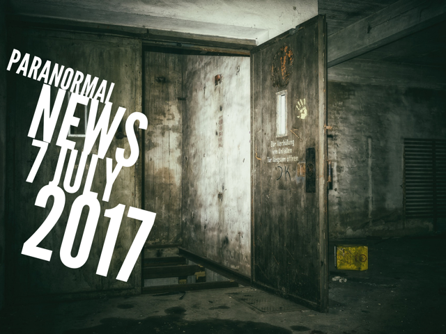 paranormal news of the week