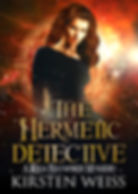 The Hermetic Detective urban fantasy paranormal mystery