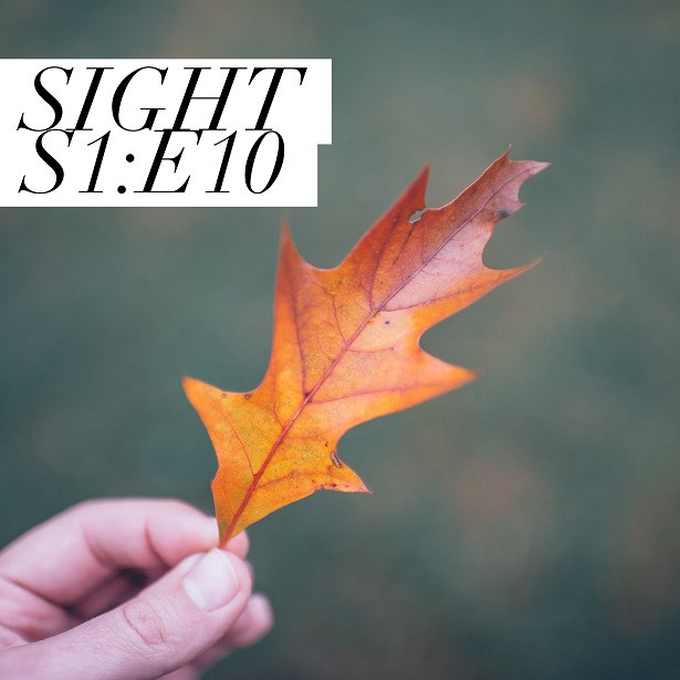 Sight - S1:E10 Lenore holding maple leaf
