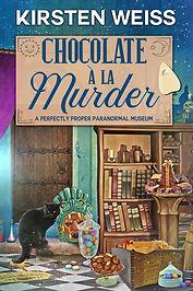 Chocolate a'la Murder