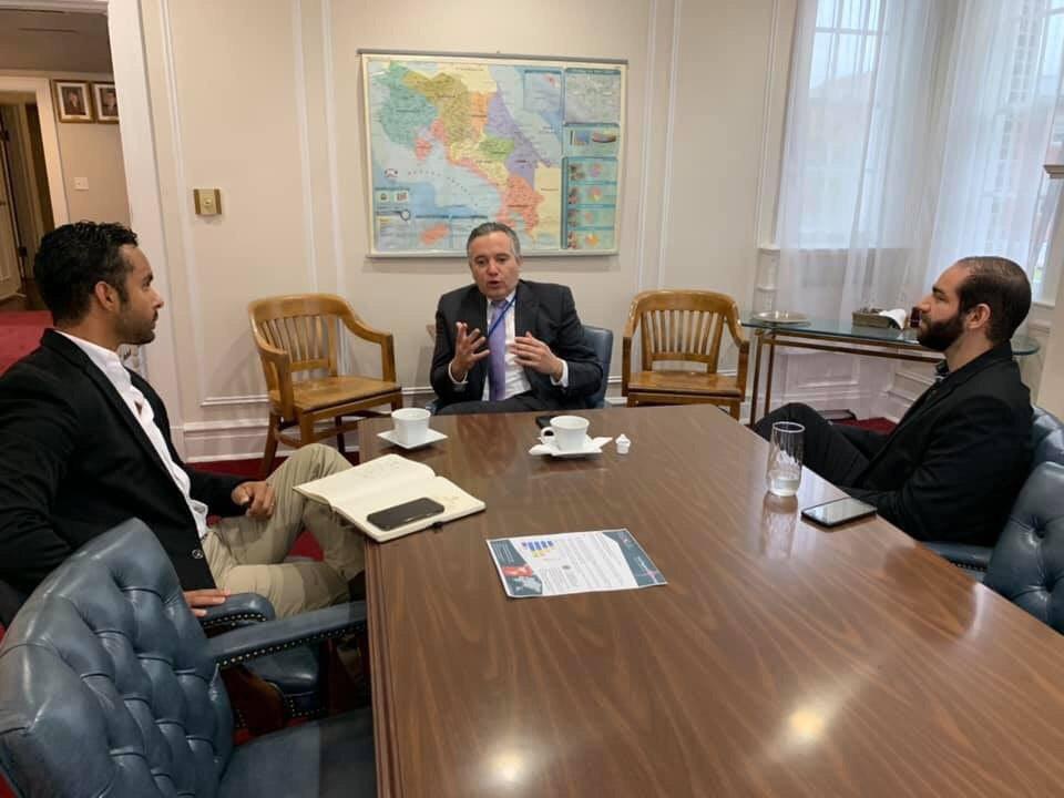 Costa Rica y la Inteligencia Artificial — Felipe Castro Quiles, MBA, Embajador Llorca, Jean García Periche