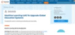 eLearning Industry; Emerging Rule