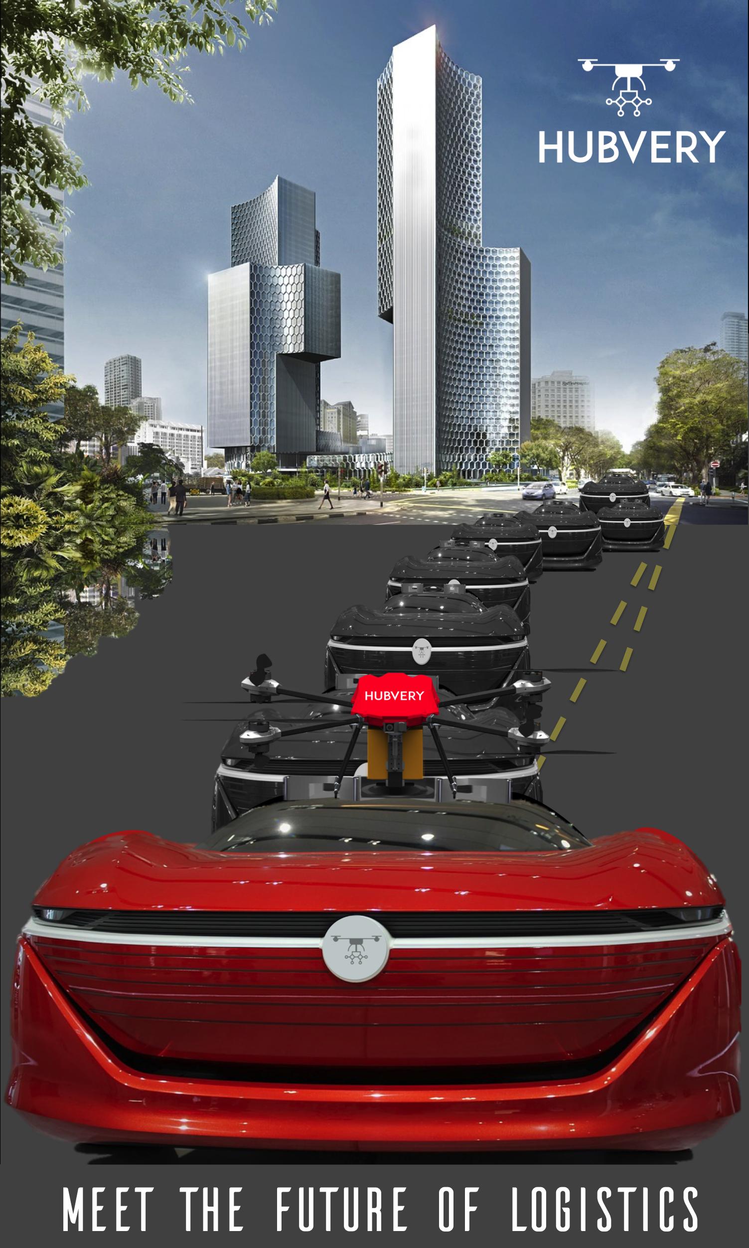 Meet the future of Logistics