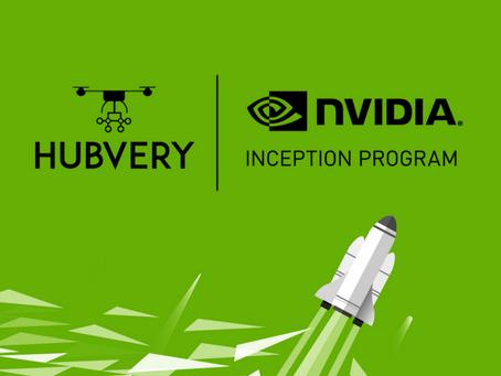 HUBVERY, LLC. Joins NVIDIA Inception Program