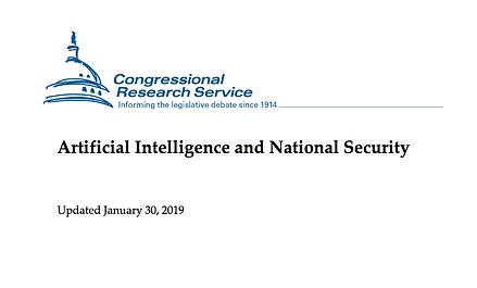 Estrategia Inteligencia Artificial - EEUU