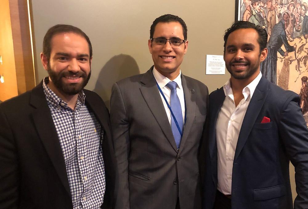 Juan Ariel Jimenez — Ministro de Economía, Planificación y Desarrollo de República Dominicana reunido con GENIA Latinoamérica