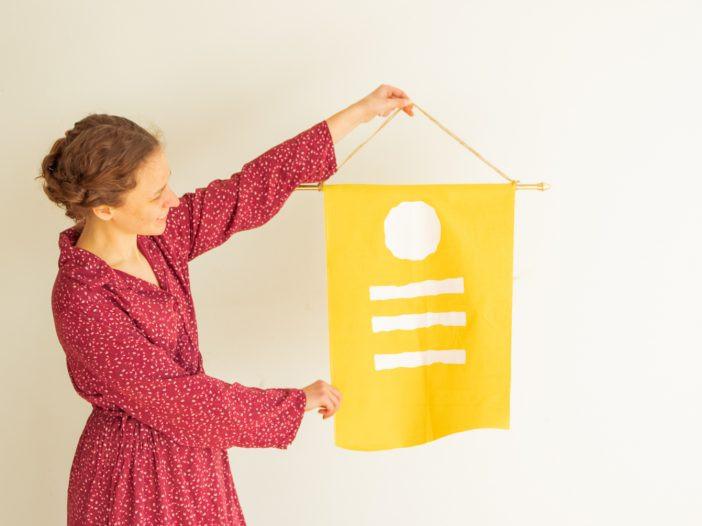 encontrar tu propio sello Florencia Zalazar estampa artesanal macondo labores y oficios