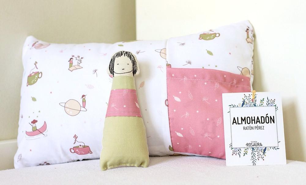 almohadon raton perez ramirez tienda rosaura juguetes alternativos tienda rosaura