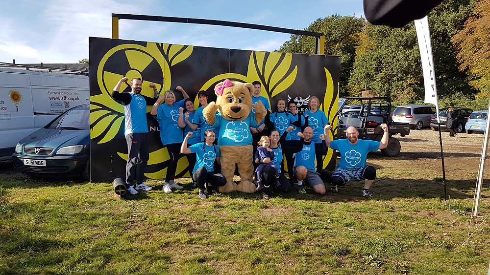 Team St Clare Hospice at Mission Mud