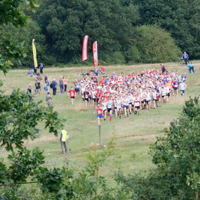 SV attends final race in the Orion Harriers' Forest Five series