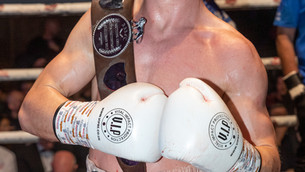 Interview with SV Sponsored Athlete Liam Dillon following his first professional title fight