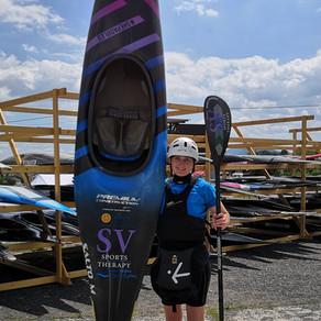 Gabi bids us farewell as she leaves SV to focus on her canoe slalom training
