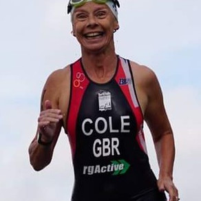 """Sophie, I can't thank you enough!"" - Karen Cole, triathlete"