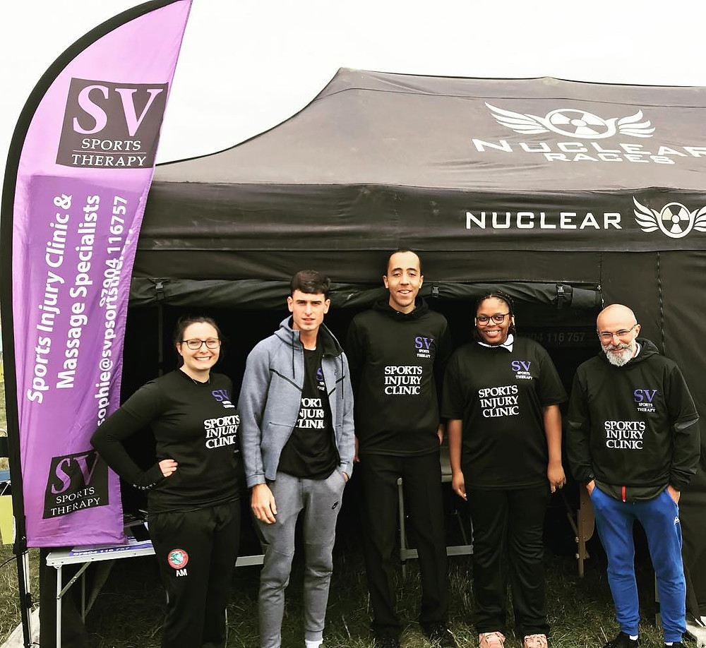 SV Events Team at Nuclear Blast