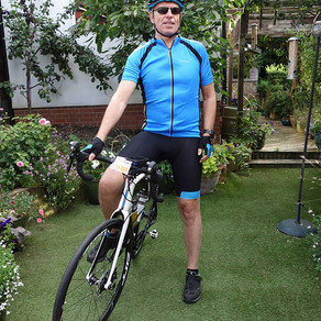 SV client, John Hanlon, completes RBS London to Edinburgh Cycle Challenge