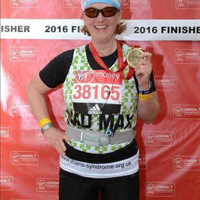 Maxine's top tips for your first London Marathon