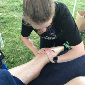 Can I have a sports massage if I'm not a sportsperson?