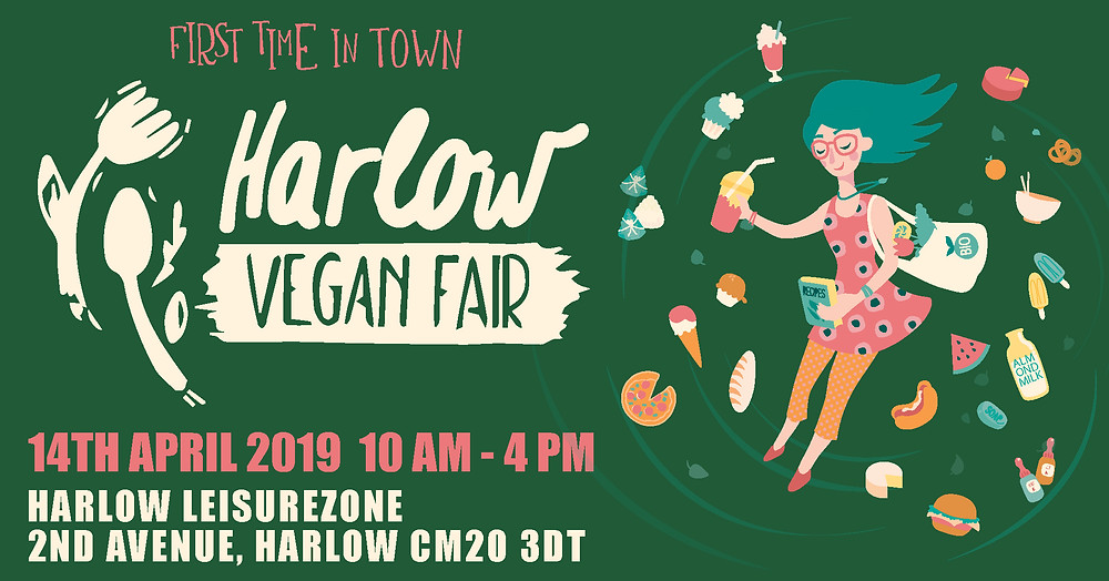 Harlow Vegan Fair