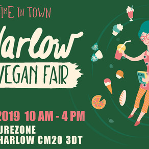 SV attends Harlow's first Vegan Fair
