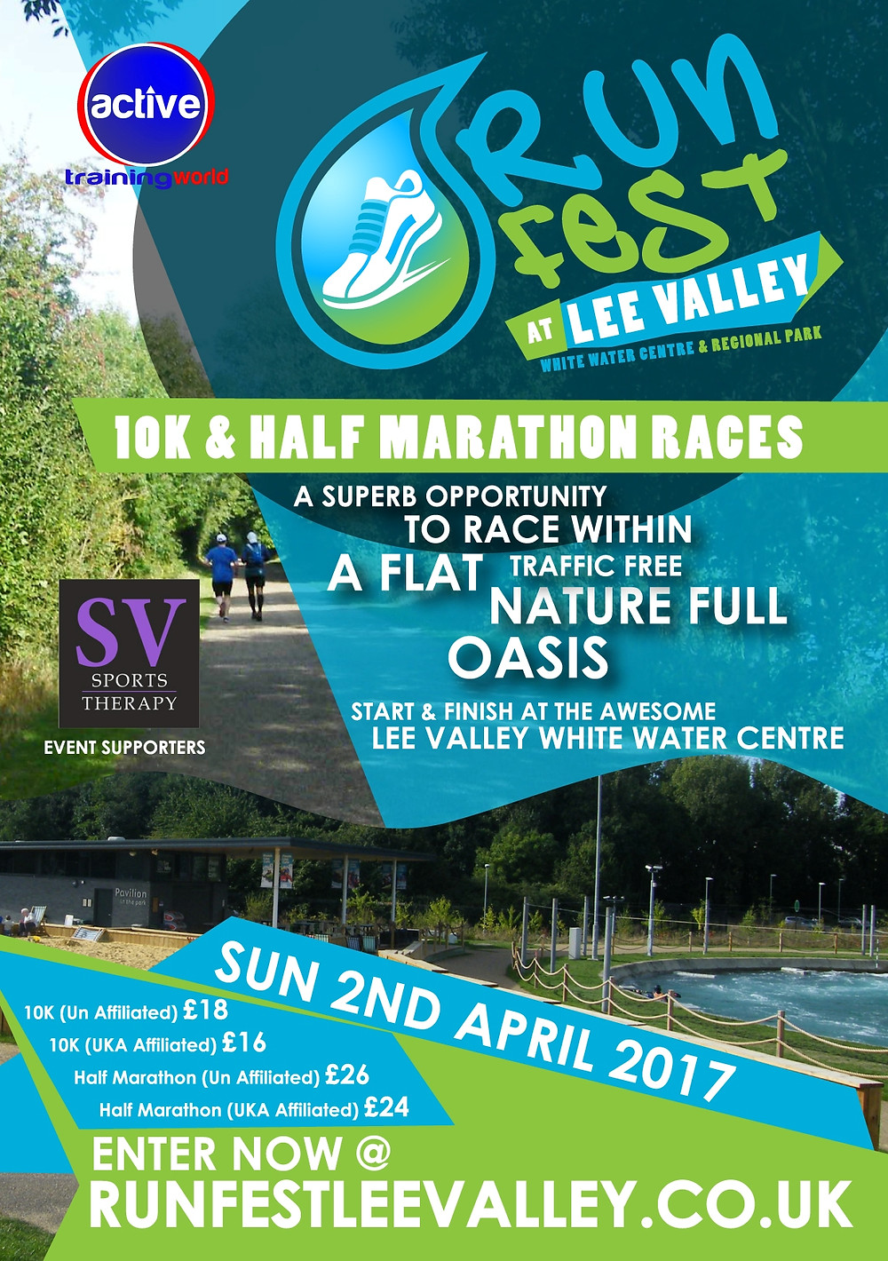 Run Fest at Lee Valley
