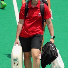 """Age is only a number"" - SV's Jess returns from the Grand Masters Hockey World Cup"