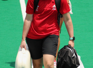 """""""Age is only a number"""" - SV's Jess returns from the Grand Masters Hockey World Cup"""