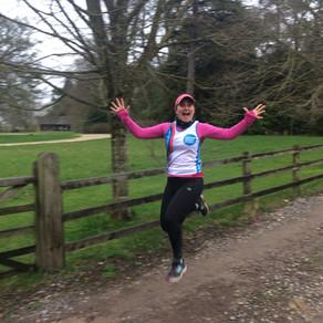 Debbie Tulloch is taking on the London Marathon for Rethink Mental Illness