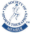 The Society of Sports Therapists logo