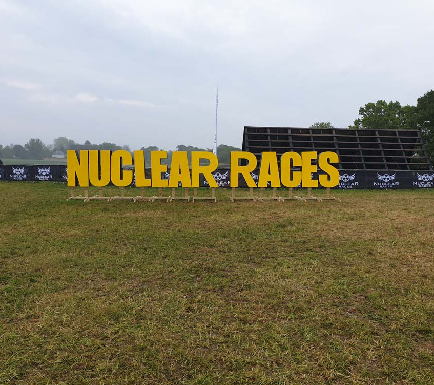 SV Events Team at Nuclear Rush