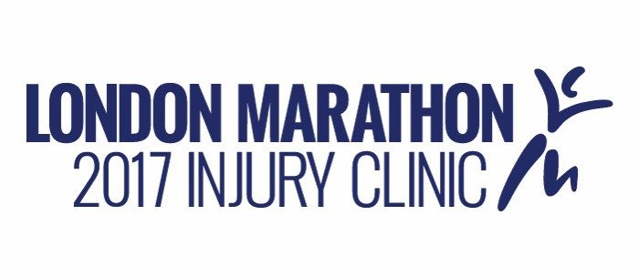London Marathon 2017 Injury Clinic