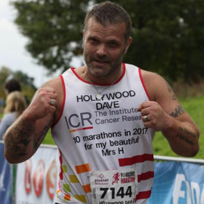 Client of the Month: Dave Griffiths