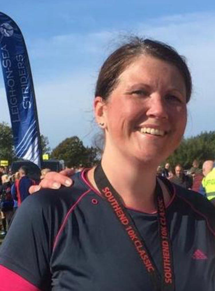Client of the Month: Rebecca Smith
