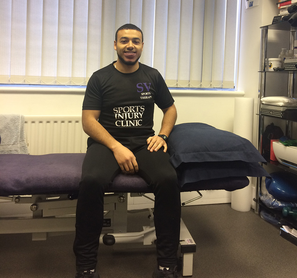 Hayden Gayle joins SV Sports Therapy