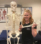 Annalie Collins at SV Sports Therapy