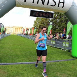 Advice from a London Marathon runner: Clare Gallagher