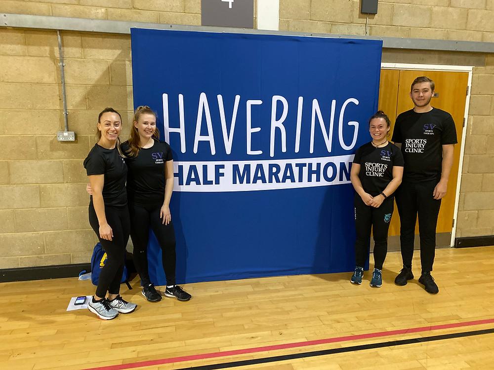 SV supports Havering Mind at Havering Half Marathon