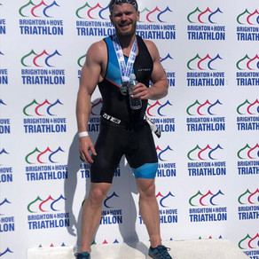 Congratulations to SV client Mark Schropfer on completing Brighton & Hove Triathlon