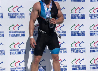 Congratulations to SV client Mark Schropfer on completing Brighton & Hove Triathlon