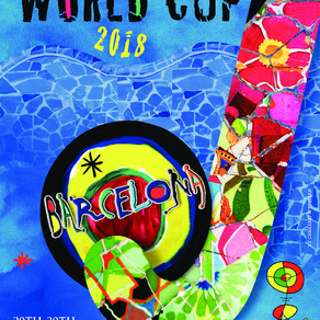 SV's Jess reports from the Grand Masters Hockey World Cup in Barcelona