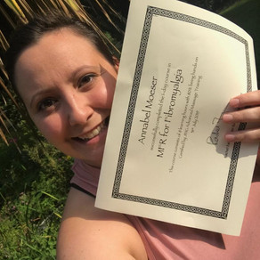 Annabel attends course to help SV clients with fibromyalgia and other chronic pain conditions