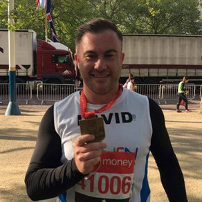 SV Sports Therapy's London Marathon 2017 Hall of Fame