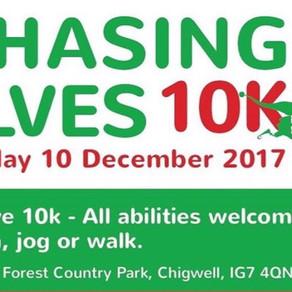 SV attends Haven House fitness workshop for Chasing Elves 10k